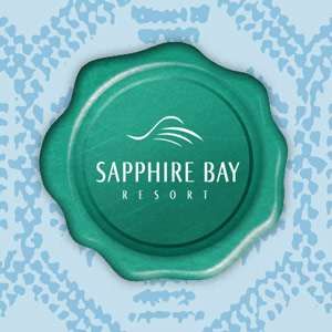 Sapphire Bay | Featured Image